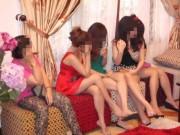 An ninh Xã hội - Hà Nội xuất hiện mại dâm theo tour du lịch