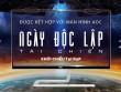 AOC đồng hành cùng FOX giới thiệu phim Independence Day: Resurgence