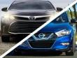 So kè chi tiết Toyota Avalon và Nissan Maxima 2016