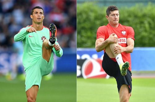 Ronaldo & Lewandowski: Thất thế nhưng vẫn là anh hùng - 3