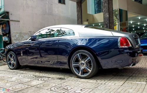 Soi kết cấu Rolls-Royce Wraith 21 tỷ đồng mới về Việt Nam - 1
