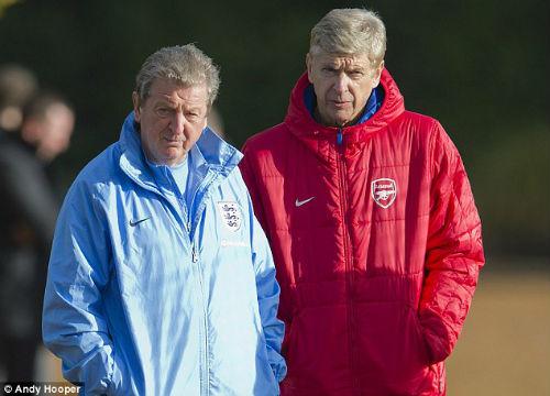 HLV tuyển Anh: FA chấm Wenger, Van Gaal cũng có cửa - 1