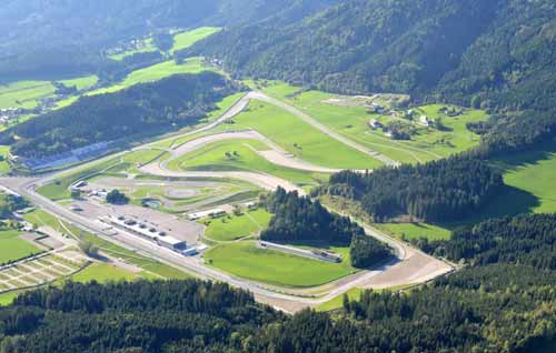 F1, Austrian GP 2016: Cú hattrick trong tầm tay - 1