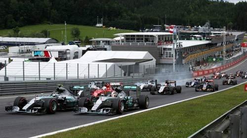 F1, Austrian GP 2016: Cú hattrick trong tầm tay - 4