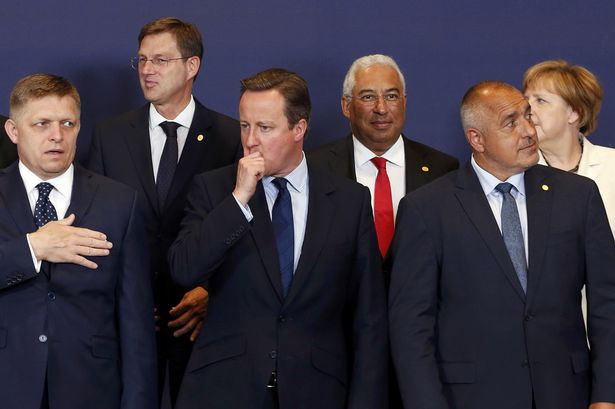 Thủ tướng Anh buồn, tiếc dự hội nghị EU lần cuối - 1