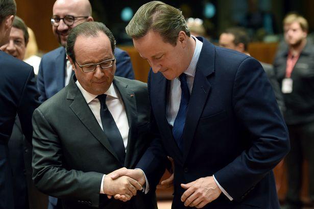 Thủ tướng Anh buồn, tiếc dự hội nghị EU lần cuối - 2