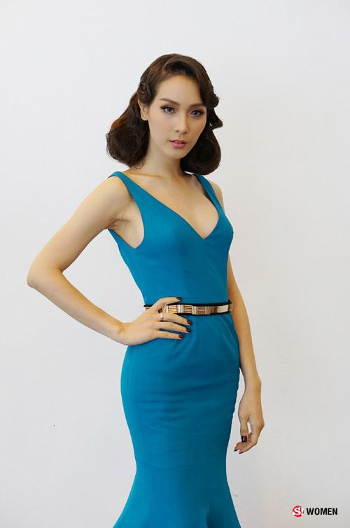 Vẻ đẹp sexy của hoa hậu người Thái từng là đàn ông - 2