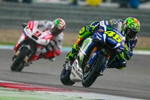 "Câu chuyện cổ tích ""Iceland, Leicester"" ở MotoGP - 2"