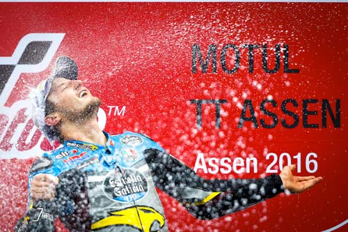 "Câu chuyện cổ tích ""Iceland, Leicester"" ở MotoGP - 3"