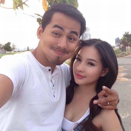 Vợ Duy Nhân sững sờ vì thí sinh Hoa hậu giống hệt mình - 1