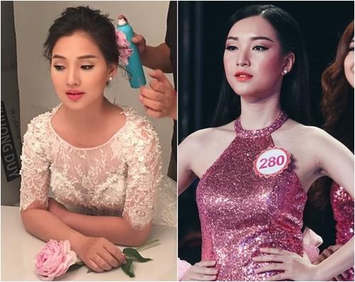 Vợ Duy Nhân sững sờ vì thí sinh Hoa hậu giống hệt mình - 11