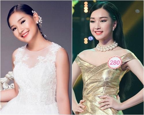 Vợ Duy Nhân sững sờ vì thí sinh Hoa hậu giống hệt mình - 12