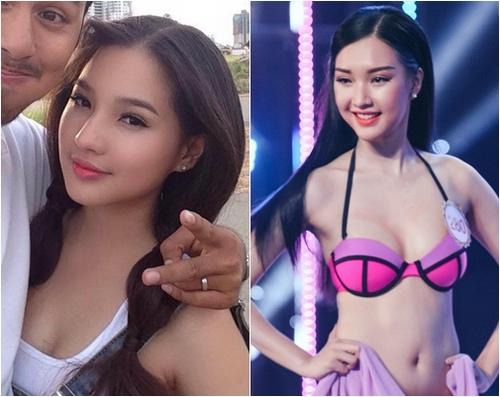 Vợ Duy Nhân sững sờ vì thí sinh Hoa hậu giống hệt mình - 13
