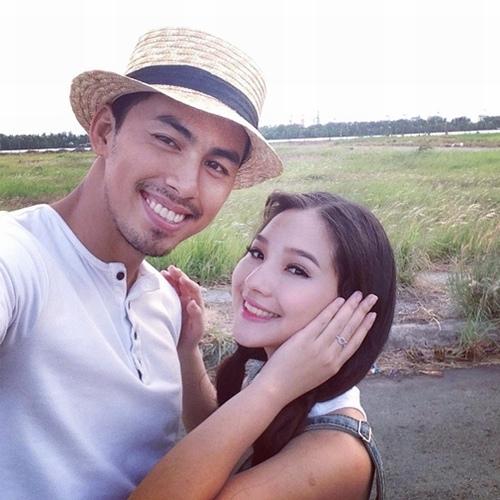 Vợ Duy Nhân sững sờ vì thí sinh Hoa hậu giống hệt mình - 2