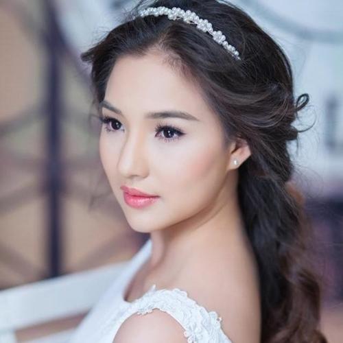 Vợ Duy Nhân sững sờ vì thí sinh Hoa hậu giống hệt mình - 6