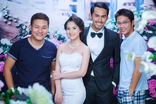Vợ Duy Nhân sững sờ vì thí sinh Hoa hậu giống hệt mình - 8