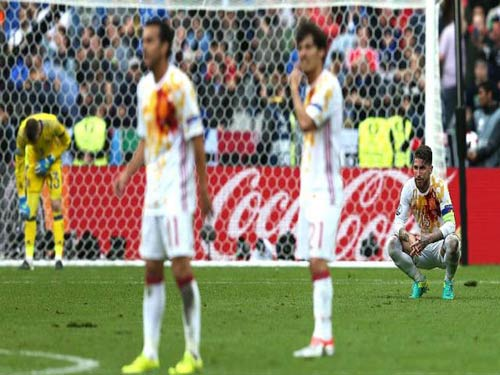 Tin nhanh Euro 29/6: Italia mất trụ cột trước trận gặp Đức - 1