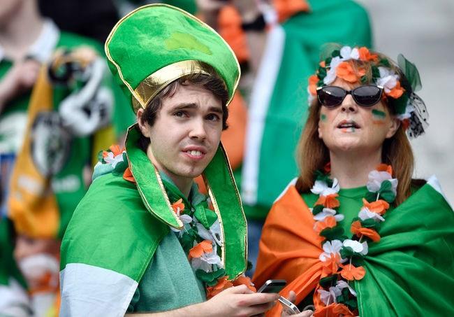 Chân dung cô nàng khiến cả trăm fan Ireland mê mệt - 2