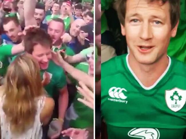 Chân dung cô nàng khiến cả trăm fan Ireland mê mệt - 6