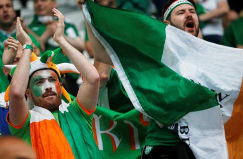 Chân dung cô nàng khiến cả trăm fan Ireland mê mệt - 3