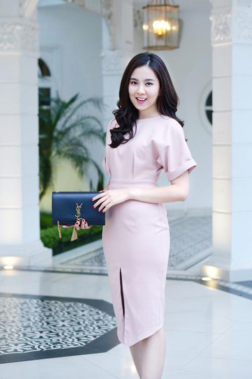 """""""Hoa hậu VTV"""" Mai Ngọc hé lộ về món đồ hiệu đầu tiên - 7"""