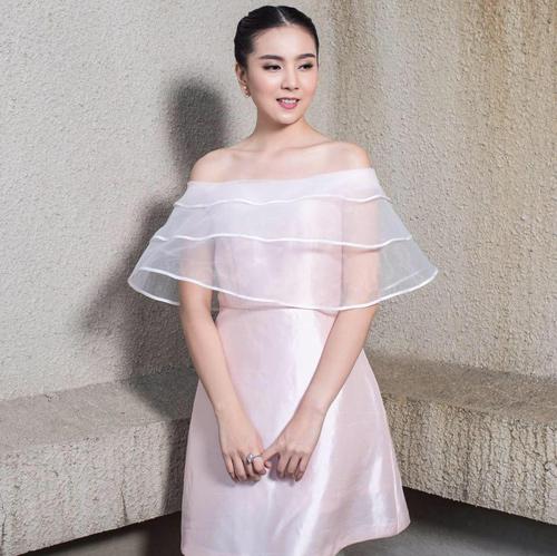 """""""Hoa hậu VTV"""" Mai Ngọc hé lộ về món đồ hiệu đầu tiên - 8"""