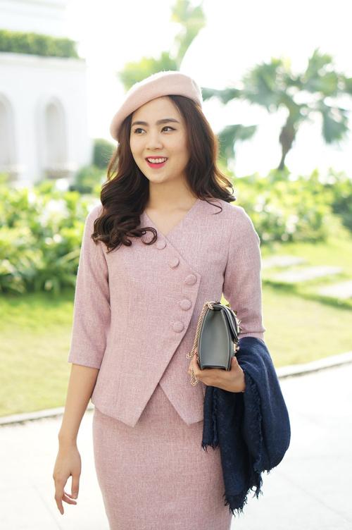 """""""Hoa hậu VTV"""" Mai Ngọc hé lộ về món đồ hiệu đầu tiên - 11"""
