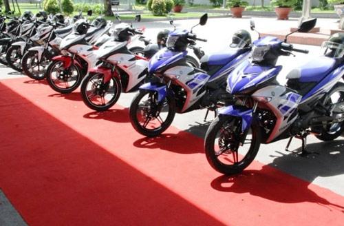 Trang bị 100 mô tô đặc chủng cho CA bắt cướp ở Sài Gòn - 4