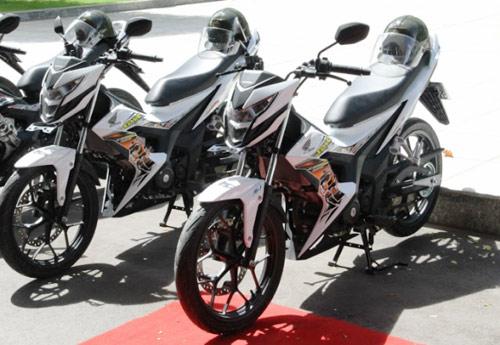 Trang bị 100 mô tô đặc chủng cho CA bắt cướp ở Sài Gòn - 2