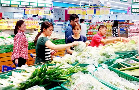 Hàng Thái xô hàng Việt rớt khỏi kệ siêu thị - 1