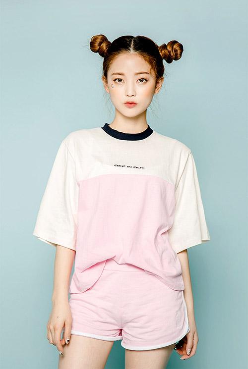 Diện áo phông đúng chuẩn phong cách cô nàng thể thao - 12