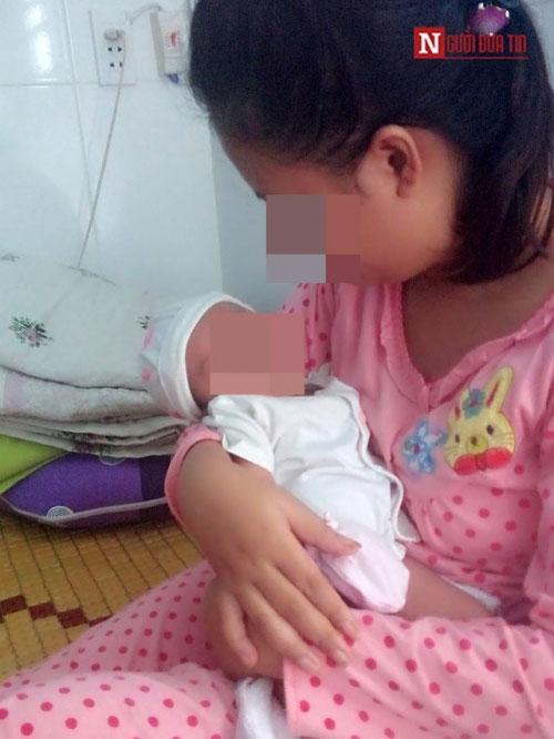 Người mẹ trẻ ung thư dù chết vẫn quyết định sinh con - 1