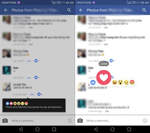 Tính năng cũ mà mới cho các bình luận trên Facebook - 1
