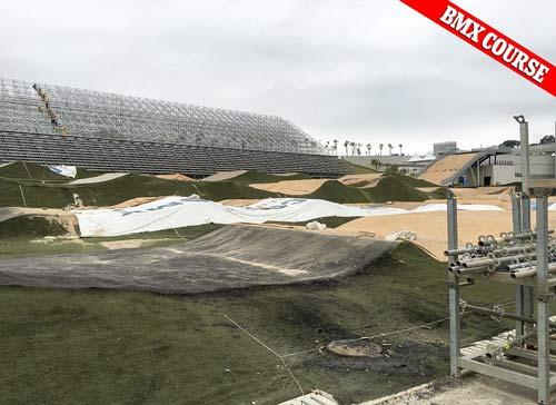 Bê bối Olympic: Ngổn ngang công trình, SAO bỏ cuộc vì Zika - 3
