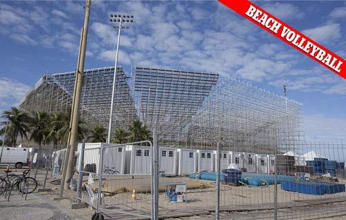 Bê bối Olympic: Ngổn ngang công trình, SAO bỏ cuộc vì Zika - 4