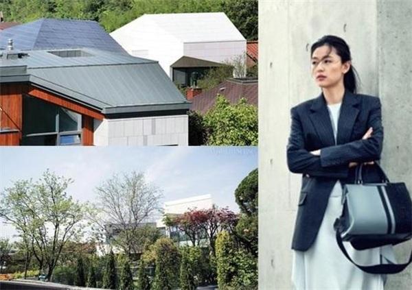 Joen Ji Hyun tậu biệt thự hơn trăm tỉ sau khi sinh quý tử - 1