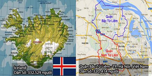 Iceland xếp hạng từng thua Việt Nam, sao phải ngạc nhiên? - 1