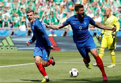 Trước vòng tứ kết EURO: Những con số thống kê thú vị - 1
