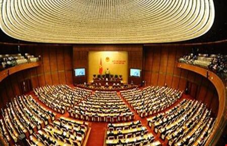 Quốc hội đồng ý lùi hiệu lực Bộ luật Hình sự và ba luật liên quan - 1
