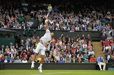 Chi tiết Djokovic – Mannarino: Loạt tie-break (Vòng 2 Wimbledon) - 3