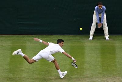 Chi tiết Djokovic – Mannarino: Loạt tie-break (Vòng 2 Wimbledon) - 5