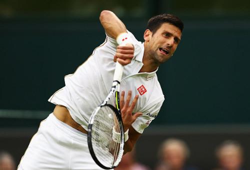 Djokovic - Mannarino: Lần gặp đầu vất vả (vòng 2 Wimbledon) - 1