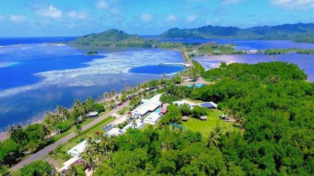 Đảo nghỉ dưỡng đẹp long lanh được rao bán chỉ... 49 USD - 2
