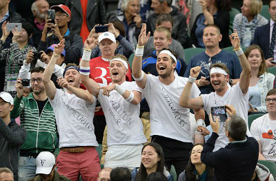 Chi tiết Federer - Willis: Tự kết liễu (Vòng 2 Wimbledon) - 4