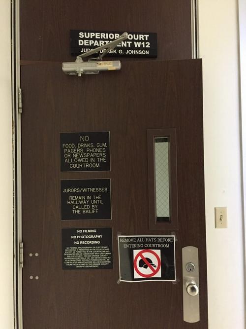 Những hình ảnh đầu tiên tại phiên tòa xử Minh Béo ở Mỹ - 4