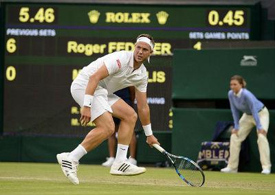 Chi tiết Federer - Willis: Tự kết liễu (Vòng 2 Wimbledon) - 3
