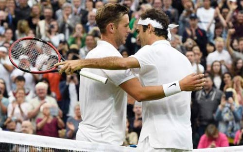 Wimbledon 2016 ngay 29/6 - 1