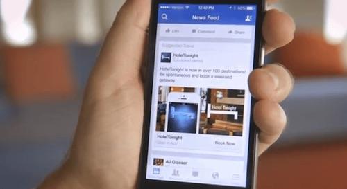 Facebook thay đổi thuật toán News Feed - 1
