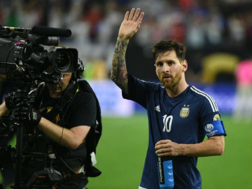 Messi từ giã ĐT Argentina: Tất cả đều trúng kế Leo? - 2