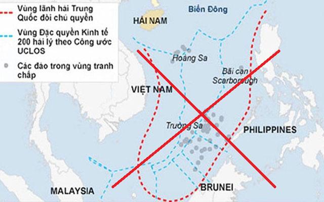 Tin biển Đông - Sắp phán quyết vụ Philippines kiện Trung Quốc - 2